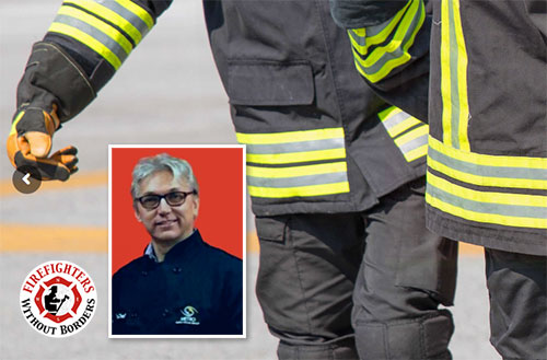 Metro's Kevin Kendall Joins BOD Of Firefighters Without Borders